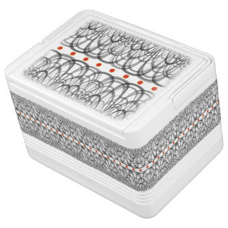 Red dots cooler