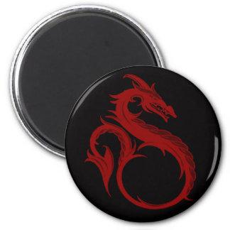 Red Dragon Apalala Magnet