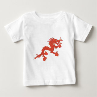 Red Dragon (Bhutan) Baby T-Shirt