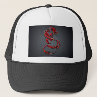 Red Dragon Cap
