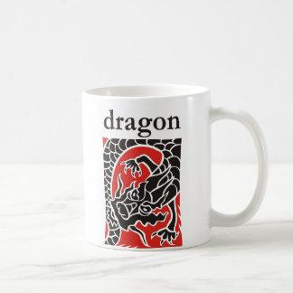 Red Dragon Classic Mug
