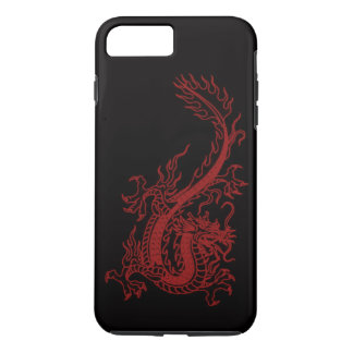 Red Dragon Glaurung iPhone 7 Case