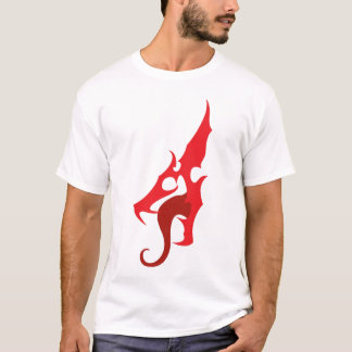 Red Dragon Logo Tee