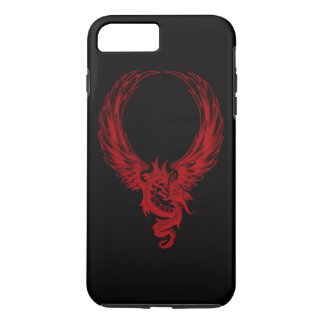 Red Dragon Ryuu iPhone 7 Case