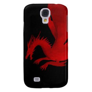Red Dragon Samsung Galaxy S4 Case