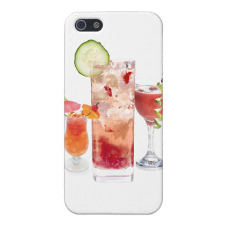Red Drinks iPhone 5 Covers