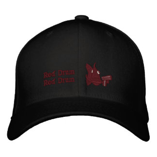 Red Drum - Embroidered Hat