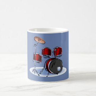 Red Drum Kit Mug