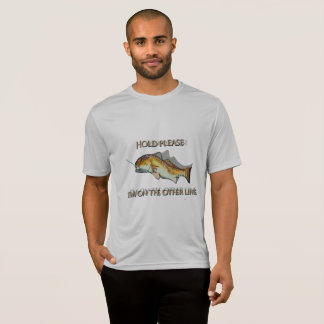 Red Drum On the other line T-Shirt