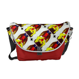 Red Duck Boy Baby Bag Commuter Bags