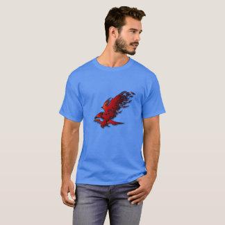 RED EAGLE TEE SHIRT