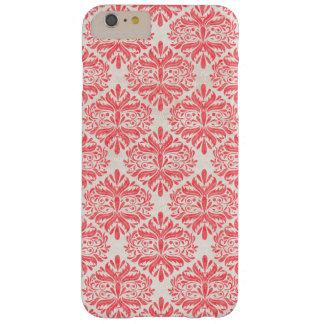 Red Elegant Pattern iphone Cases
