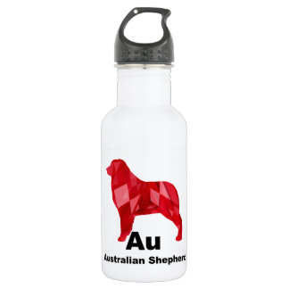 Red Elemental Aussie 532 Ml Water Bottle