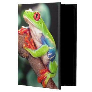 Red Eye Treefrog Pair, Agalychinis callidryas, Case For iPad Air