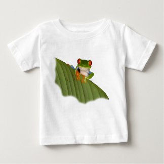 Red Eyed Gaudí Frog Baby T-shirt