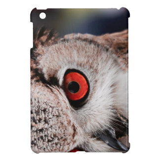Red-Eyed Owl iPad Mini Covers
