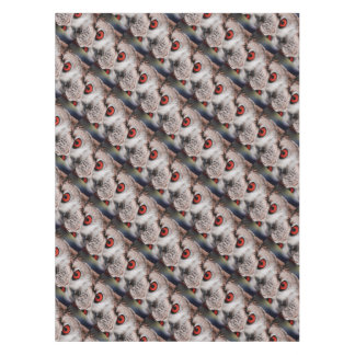 Red-Eyed Owl Tablecloth