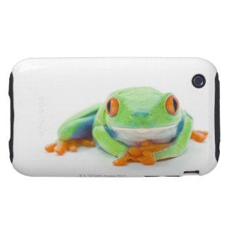 Red-Eyed Tree Frog (Agalychnis Callidryas) 2 iPhone 3 Tough Case