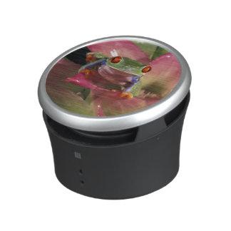 Red-eyed tree frog Agalychnis callidryas) Bluetooth Speaker