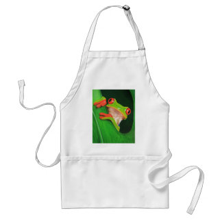 Red Eyed Tree Frog Apron