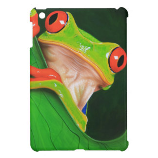 Red Eyed Tree Frog Case For The iPad Mini