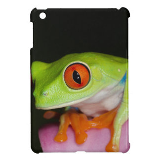 Red-eyed Tree Frog iPad Mini Cover