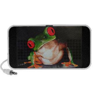 Red-eyed Tree Frog Speakers