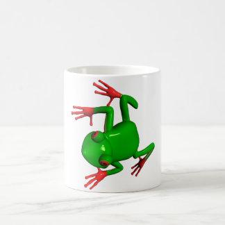 Red Eyed Tree Frogs (Agalychnis callidryas)  Mug
