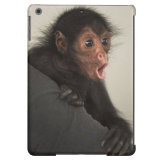 Red-faced Spider Monkey Ateles paniscus) iPad Air Covers