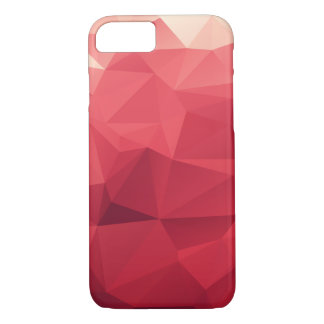 Red Facets of Wine Colours iPhone 7 Case