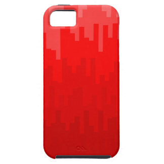 Red Fade Background iPhone 5 Cover