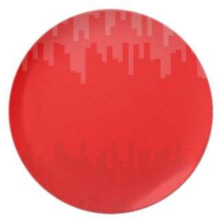 Red Fade Background Plate