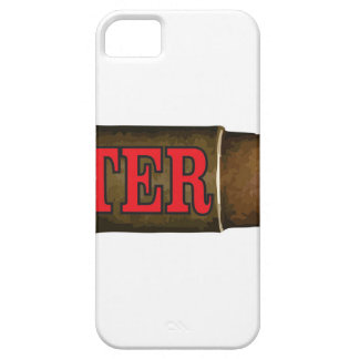red faster bullet case for the iPhone 5