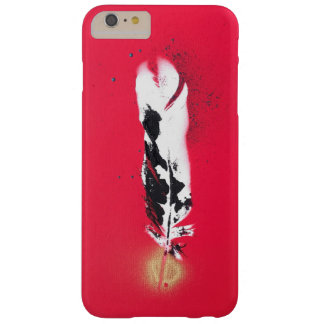 Red Feather iPhone Case