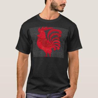 Red Fire Chicken Year T-Shirt