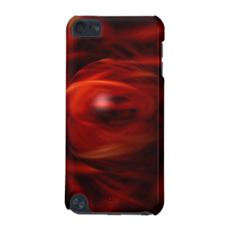 Red Fire Sphere iPod Touch 5G Cover