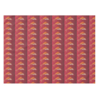 red fish tablecloth