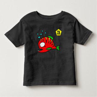 Red Fish Toddler T-Shirt