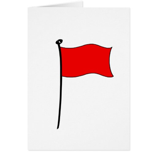 Red Flag: cards