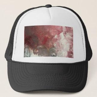 Red Flow Trucker Hat