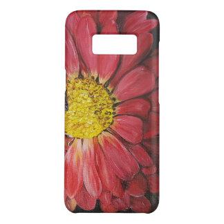 Red flower hoesje Case-Mate samsung galaxy s8 case