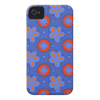 Red Flowers #2 iPhone 4 Cases