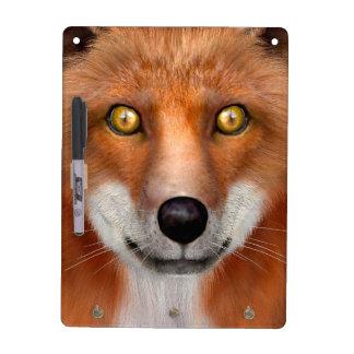 Red Fox Dry Erase Board