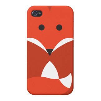 Red Fox iPhone 4 Case