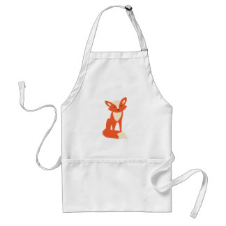 Red Fox Standard Apron