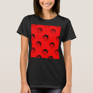 red frida kahlo shirt