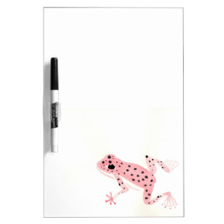 Red Frog Dry-Erase Whiteboard