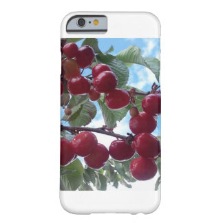 Red fruits barely there iPhone 6 case