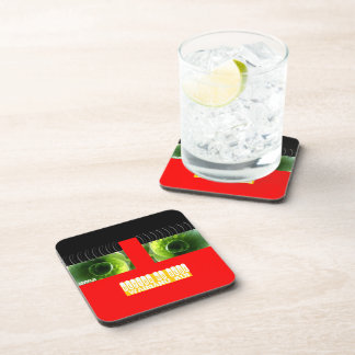 Fiji Drink Beverage Coasters