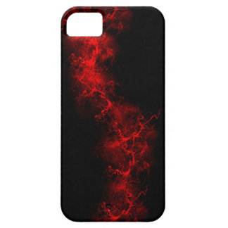 Red Fusion iPhone 5 Cover